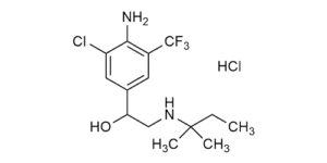 Mapenterol hydrochloride reference materials - Beta-Agonists - WITEGA Laboratorien Berlin-Adlershof GmbH