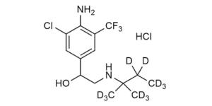 Mapenterol-D11 hydrochloride - WITEGA Laboratorien Berlin-Adlershof GmbH