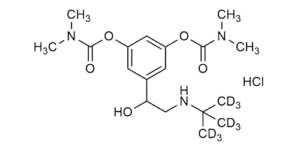 Bambuterol-D9 hydrochloride reference materials - Beta-Agonists - WITEGA Laboratorien Berlin-Adlershof GmbH