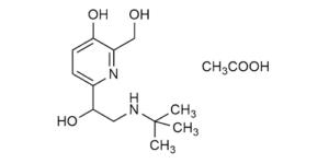 Pirbuterol acetate reference materials - Beta-Agonists - WITEGA Laboratorien Berlin-Adlershof GmbH