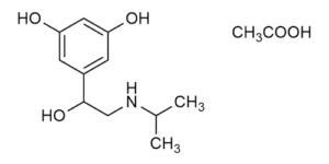 Orciprenaline acetate hydrate reference materials - Beta-Agonists - WITEGA Laboratorien Berlin-Adlershof GmbH