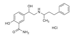 Labetalol hydrochloride reference materials - Beta-Agonists - WITEGA Laboratorien Berlin-Adlershof GmbH