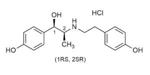 Ritodrine hydrochloride - BA076
