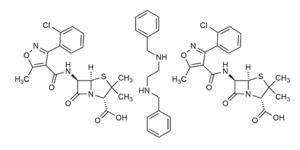 Cloxacillin benzathine - WITEGA Laboratorien Berlin-Adlershof GmbH