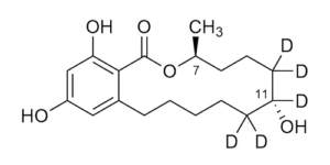 Zeranol-D5 (α-Zearalanol-D5) - WITEGA Laboratorien Berlin-Adlershof GmbH