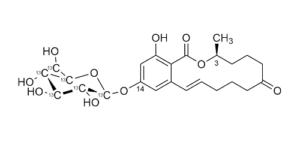 Zearalenone-14-O-β-glucoside-13C6 - WITEGA Laboratorien Berlin-Adlershof GmbH