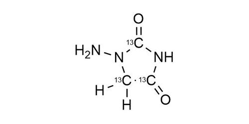 AHD-13C3 reference materials - analytical standards - nitrofuran metabolites - WITEGA Laboratorien Berlin-Adlershof GmbH