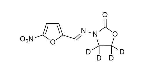 Furazolidone-D4 reference materials - analytical standards - nitrofuran metabolites - WITEGA Laboratorien Berlin-Adlershof GmbH