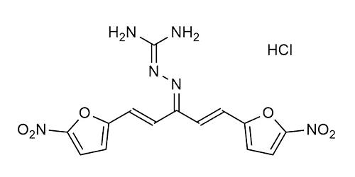 Nitrovin hydrochloride reference materials - analytical standards - nitrofuran metabolites - WITEGA Laboratorien Berlin-Adlershof GmbH