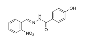 2-NP-4-Hydroxybenzhydrazide reference materials - analytical standards - nitrofuran metabolites - WITEGA Laboratorien Berlin-Adlershof GmbH