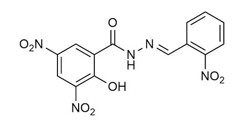 2-NP-DNSAH reference materials - analytical standards - nitrofuran metabolites - WITEGA Laboratorien Berlin-Adlershof GmbH