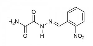 2-NP-Oxamic acid hydrazide reference materials - analytical standards - nitrofuran metabolites - WITEGA Laboratorien Berlin-Adlershof GmbH